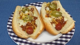 Easy Sloppy Joe Hot Dogs