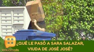 ¿Qué le pasó a Sara Salazar, viuda de José José? | Programa del 14 de octubre de 2019| Ventaneando