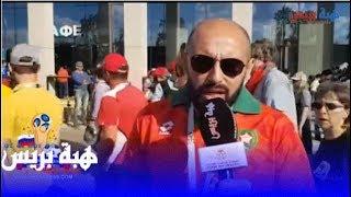 بعد هزيمة المنتخب... رساله المغاربة للقجع بخصوص رونار