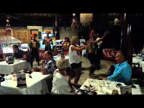 baile tipico bora bora