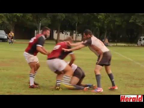 Potchefstroom Herald: Western Vikings versus AUB - Rugby League