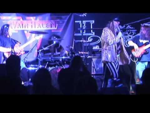 Vain Halen: The Road House Spokane Wa.