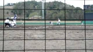 第26回 鳥取県東部社会人軟式野球大会 決勝戦より