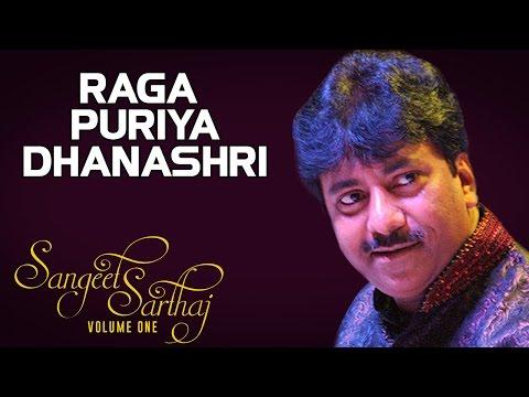 Raga Puriya Dhanashri | Rashid Khan (Album: Sangeet Sartaj)