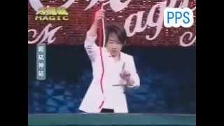 综艺大哥大 Magic Show 刘谦 (Liu Qian) 魔术教学