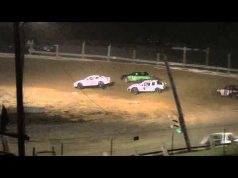 Jackson County Speedway 5.29.11 Crazy Compact Feature