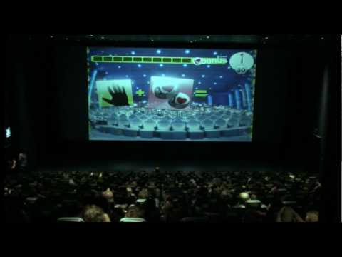 Interactive Cinema Game Project by Mobilera
