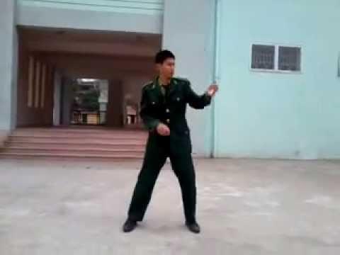 Xem Clip sĩ quan Biên Phòng thuộc lực lượng QĐNDVN biểu diễn Lưỡng Tiết Côn