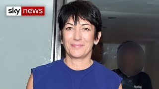 BREAKING: Jeffrey Epstein ex-girlfriend Ghislaine Maxwell charged over sexual exploitation