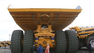 #234. BelAZ 75710 (450 t) [RUSSIAN CARS]
