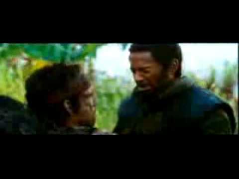 Una guerra muy perra // Tropic Thunder Trailer