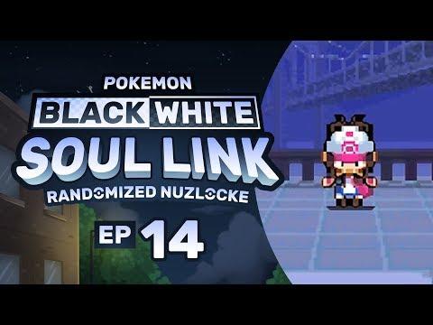 Pokemon Black & White Soul Link EP 14 | SPIDER EVIDENCE!!