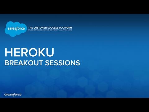 Creating Scaleable Java/JVM Apps On Heroku