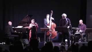 """lucky to be me""  Sheila Jordan & Karlheinz Miklin Quartet"