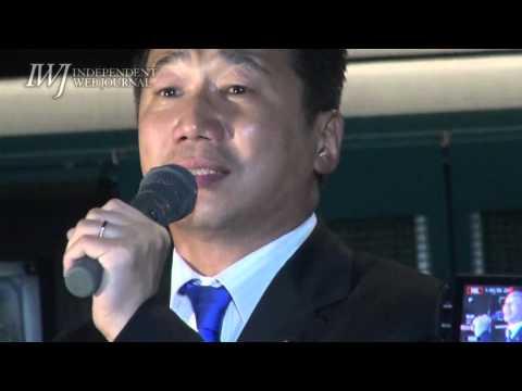 福山哲郎「官邸前デモに参加しマイクを握りました。皆さん『真実を明らかにするべきだ』と声を挙げていただいています」