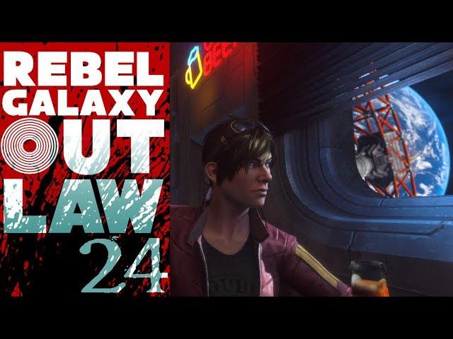 SB Plays Rebel Galaxy Outlaw 24 - Slow Farewell