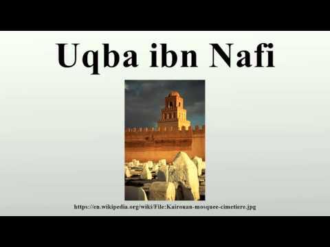 Uqba ibn Nafi
