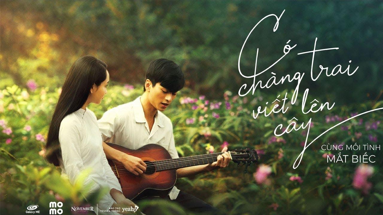 Có Chàng Trai Viết Lên Cây – Phan Mạnh Quỳnh | MẮT BIẾC OST