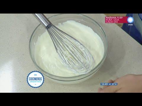 Cómo Hacer La Mejor Crema Chantilly Youtube