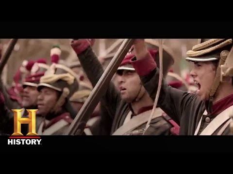 Texas Rising: Element of Surprise | History