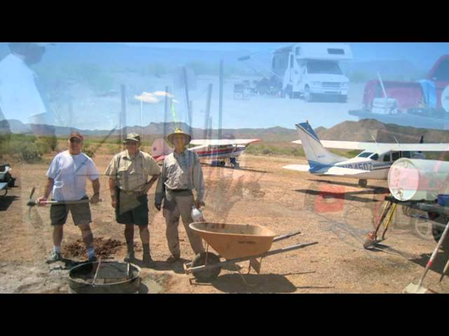 Grapevine Airstrip - Work Party #2