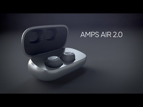 Amps Air 2.0 | SOL REPUBLIC | Future of Wireless Freedom