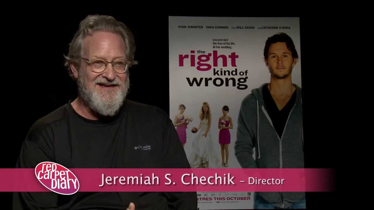 """Download TIFF 2013 Presents """"The Right Kind of Wrong"""" the new film from director Jeremiah Chechik"""