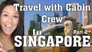 Singapore Vlogs #2 Mamta Sachdeva Air hostess