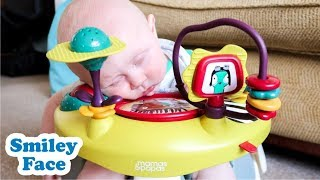 Babies Fall Asleep Everywhere - Funny Baby Video I