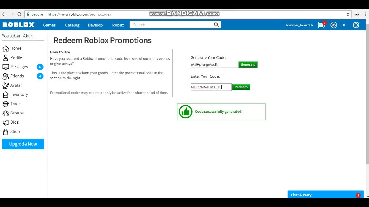 How To Get Free Robux No Waiting No Human Verification 2018