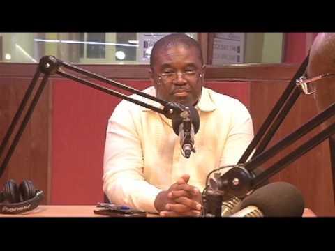 Eglise Shalom Haiti(Visite Officielle Past. Muscadin à la Radio Télé Caraïbes)