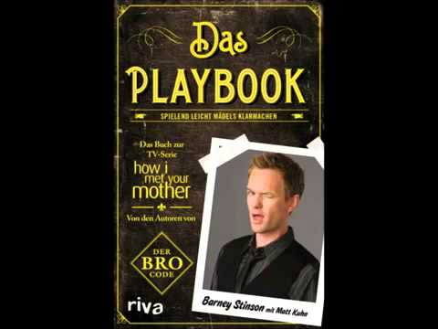 Das Playbook - Barney stinson - YouTube