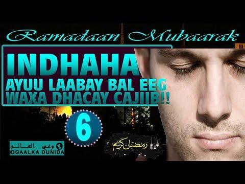 Indhaha ayuu laabay bal eeg maxaa dhacay ?? | Yasir Mukhtar | Ogaalka Dunida