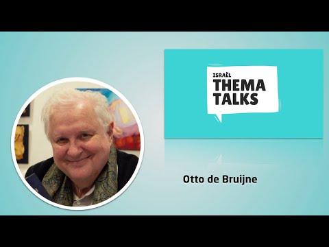 Israël: écht Kunst, Video Israël Thema Talks Met Otto De Bruijne