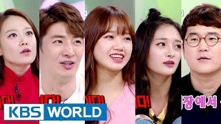 Hello Counselor - Choi Yoojung, Zhou Jieqiong, Son Hoyoung, Moon Jiae [ENG/2016.06.20]