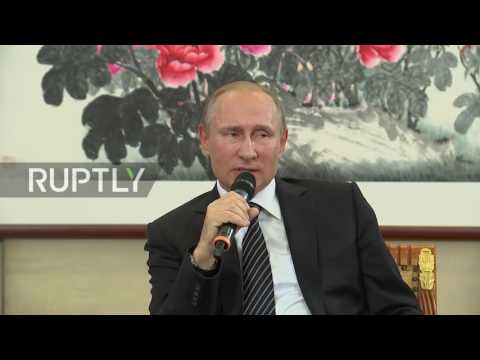 China: Putin to visit Uzbekistan to commemorate Islam Karimo