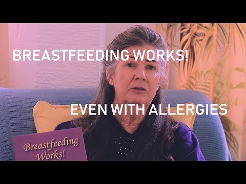 Breastfeeding Works!  Even with Allergies – A book by Robyn Noble