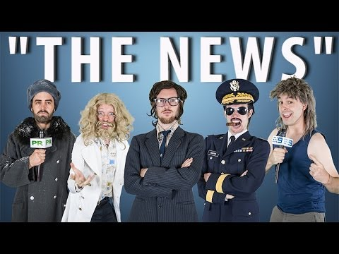 """THE NEWS"" - feat Sage Francis [RAP NEWS 21]"