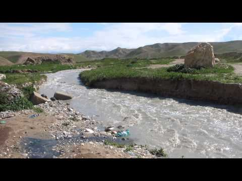 The Desert Kidron River In Israel Is Dramatically Reborn By Flash Flood
