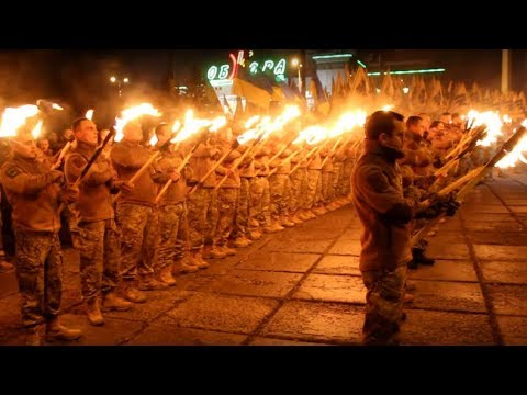 Neo-Nazi groups are a threat worldwide