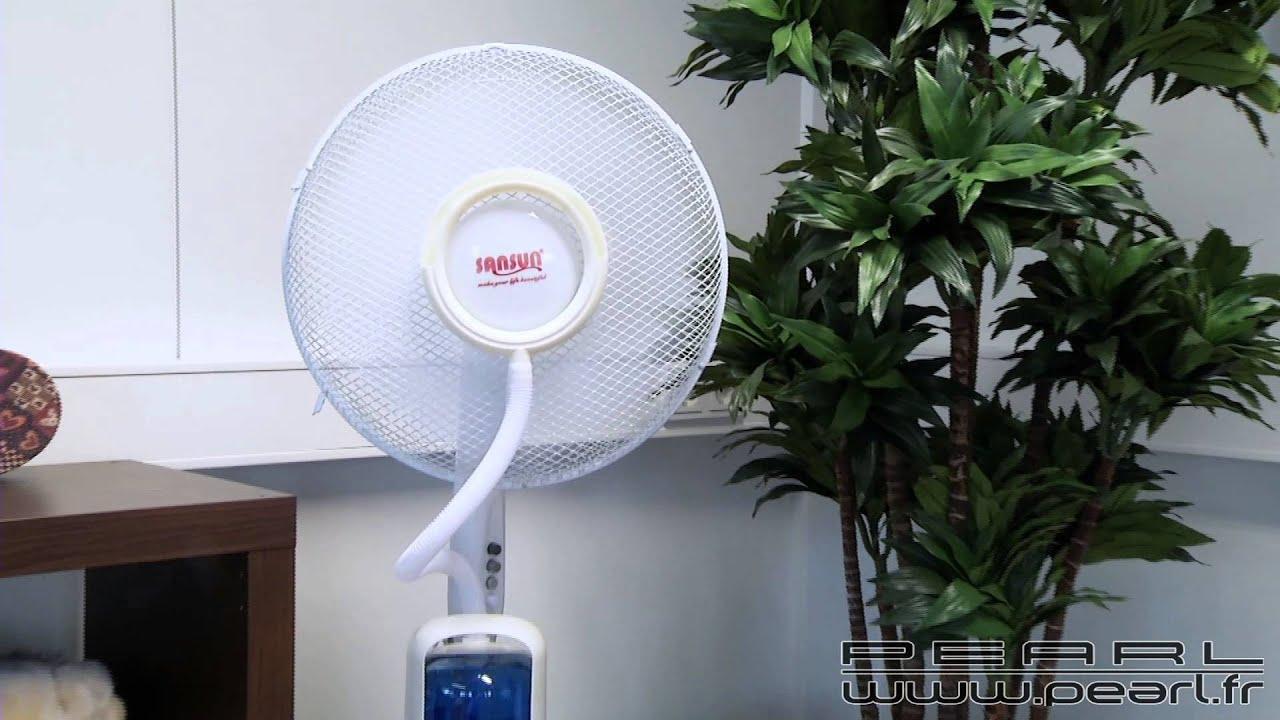 NC5689 Vaporisateur pour ventilateur sur pied   #2F4163