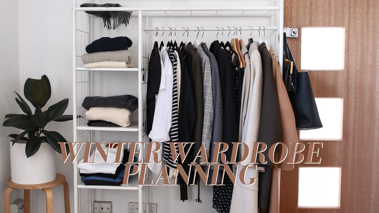 Planning my Winter Wardrobe + Casual Winter Outfit Ideas - Minimal Style Outfits | Mademoiselle 9