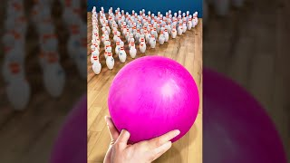 100 Pin Bowling Challenge 🎳