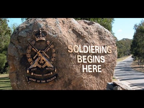 How To Survive Australian Army Recruit Training