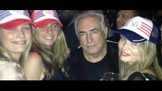 """Dieudonné sur Dominique Strauss-Kahn  """"DSK"""""""
