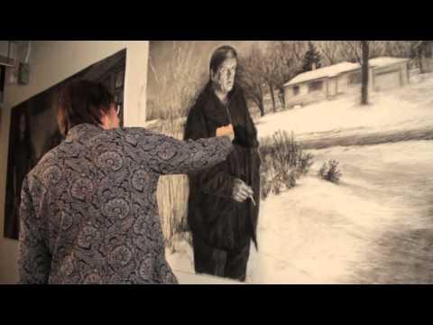 Inside the Artist's Studio: Edgar Jerins