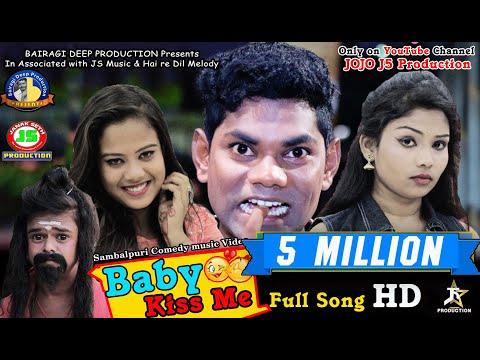 Baby Kiss Me FULL VIDEO (Jogesh Jojo, Sushant Susu, Suman & Misti) Sambalpuri