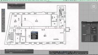 Scale image for tracing in AutoCAD for Mac