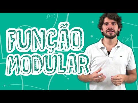 Matemática - Função Modular - Definição
