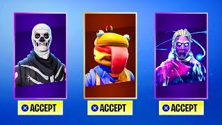 🔴 FREE VBUCKS FOR SUBS! GIFTING SKINS SYSTEM IN FORTNITE! (PRO PLAYER PC)